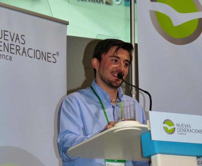 Nuevas Generaciones de Cuenca planifica su ruta de trabajo para los próximos meses