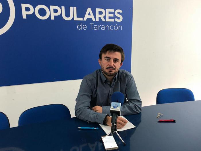 """Pérez Osma: """"La mezcla de juventud y experiencia, hace que Núñez sea el mejor candidato para recuperar la Junta y devolver la ilusión en nuestra tierra"""""""