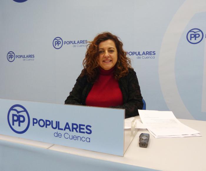 """Peñarrubia: """"Castilla-La Mancha necesita un cambio de gobierno urgente para pasar de un socialismo pasado y agotado a un PP renovado e ilusionante"""""""
