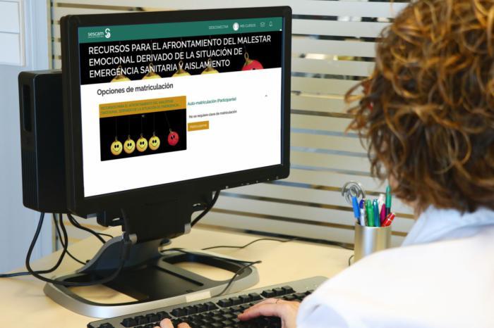 Más de 2.200 profesionales sanitarios y socio-sanitarios han accedido a la plataforma online de recursos para el afrontamiento y gestión emocional del malestar ante la pandemia COVID-19