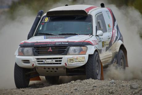 Manuel y Mónica Plaza disputan este fin de semana el III Rallye TT Mar de Olivos