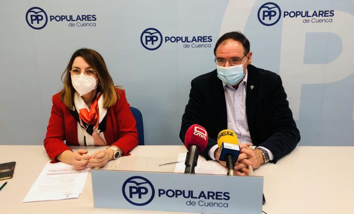 """El PP califica la gestión de la Junta tras cumplirse un año de pandemia como """"el peor gobierno que hemos podido tener"""""""