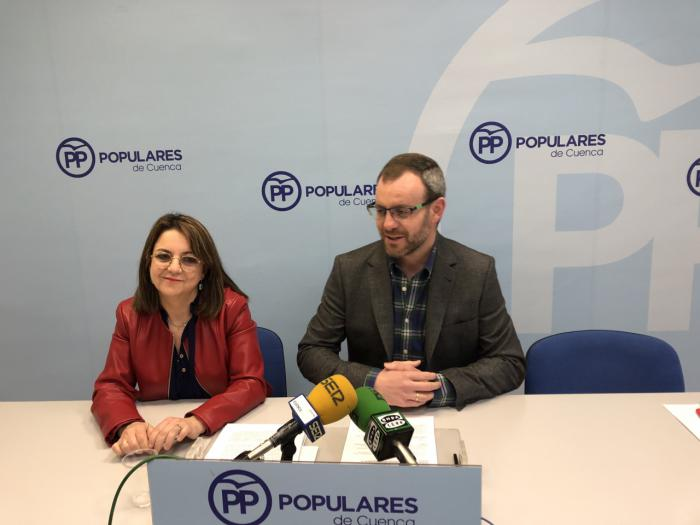 En imagen María Clara Plaza Giménez y Cayetano Solana
