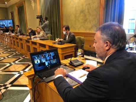 El Pleno aprueba crear una Mesa de Reconstrucción para implantar medidas que palien la crisis derivada de la Covid-19