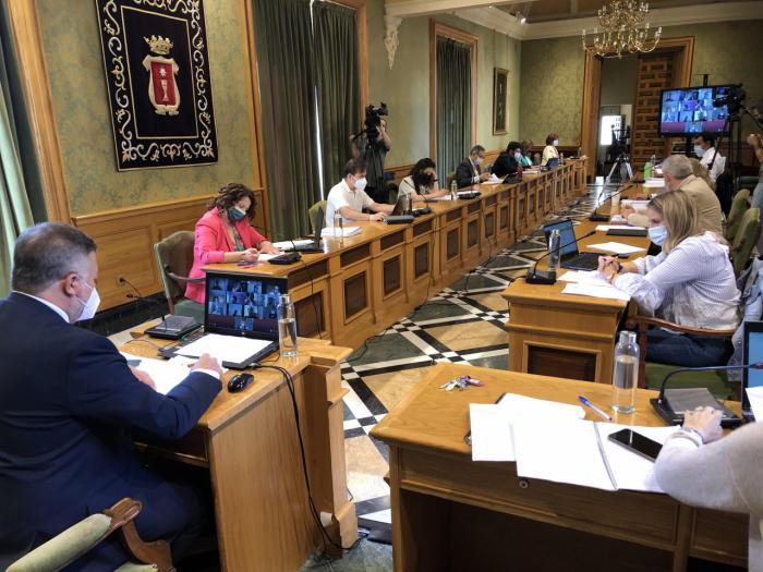 Portillo destaca las OPEs para ampliación de efectivos y la constitución de bolsas públicas de trabajo en la gestión de la Concejalía de Personal