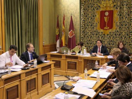 El Pleno extraordinario aprueba la Cuenta General del Ayuntamiento del Ejercicio 2017