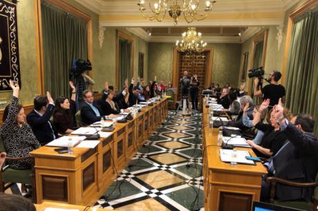 Unanimidad en pleno municipal para prevenir la ludopatía y frenar la proliferación de casas de apuestas