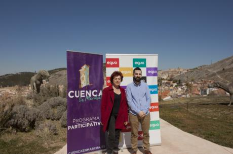 Podemos y Equo presentarán este sábado el resultado de su programa participativo para Cuenca