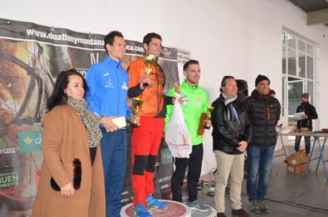 Cristian Argandoña y Cristina Belmar se impusieron en el I Trail de Tarancón