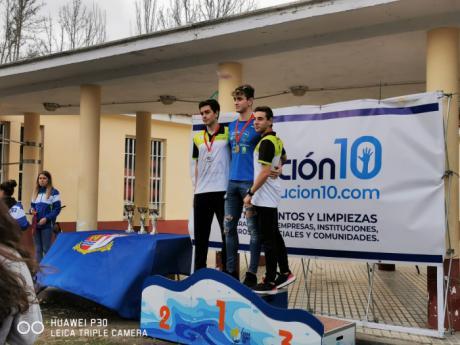 El Club Piragüismo Cuenca con Carácter participa en el Campeonato de Invierno de Madrid
