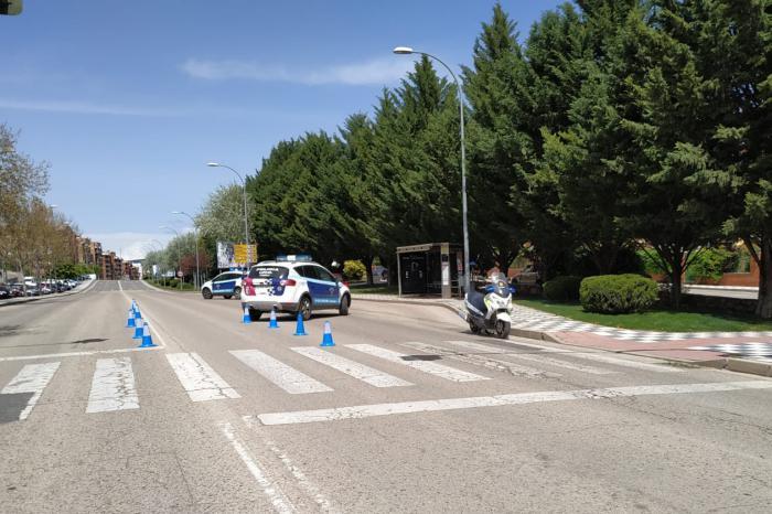 Policía Local y Agentes de Movilidad llevan a cabo esta semana una campaña de control de velocidad