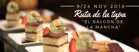 """Última oportunidad para probar las tapas de """"La Ruta de la Tapa El Balcón de La Mancha"""""""