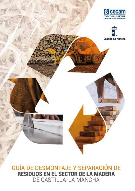 CEOE CEPYME Cuenca ofrece la 'Guía de desmontaje y separación de residuos en el sector de la madera'