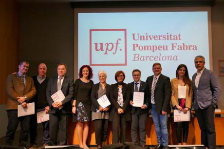 La UCLM es reconocida por la Universidad Pompeu Fabra por su promoción y divulgación de la cultura preventiva