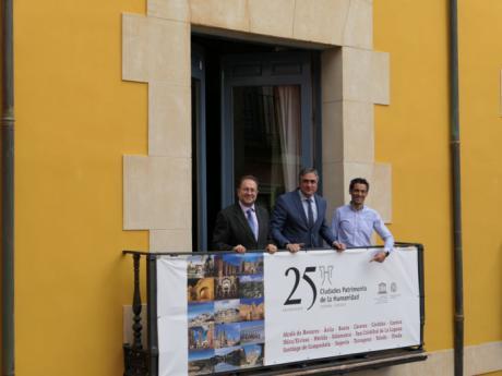 Mariscal presenta el calendario del 25 Aniversario que se centrará en la cultura, el patrimonio y el turismo