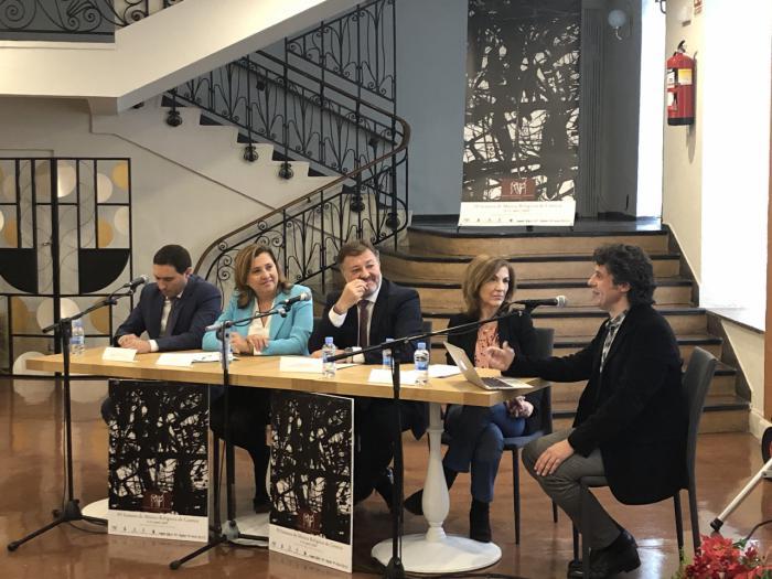 """Martínez Chana: """"La Diputación siempre va a estar junto al resto de instituciones apoyando la Semana de Música Religiosa"""""""
