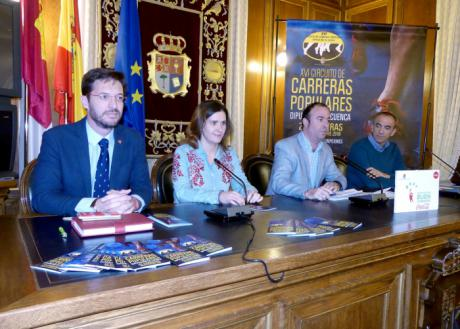 El XVI Circuito de Carreras Populares Diputación de Cuenca 2018 cuenta, de nuevo, con el apoyo de la Fundación Globalcaja