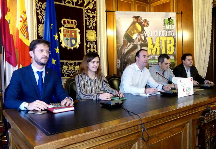 El Peral, Huete y Villaescusa de Haro se incorporan al XI Circuito de MTB Diputación de Cuenca 2018