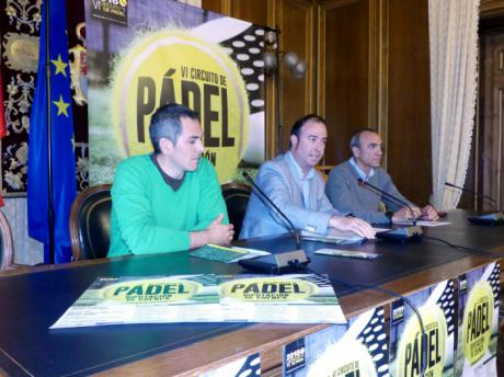 Las Diputaciones de Cuenca y Guadalajara están trabajando en la celebración de una final interprovincial de pádel
