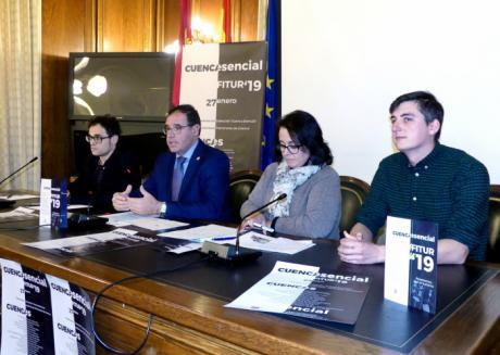 """Diputación acerca este año a Fitur una """"Cuenca esencial"""""""