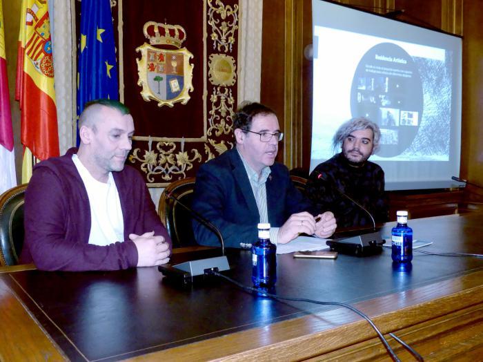 La estación de ferrocarril de Cañada del Hoyo será una residencia de artistas con 'Serranía en vía'