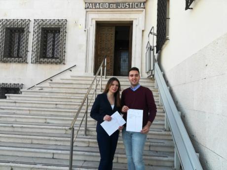 Fernando Garrote y Beatriz Martínez volverán a encabezar la candidatura de Unidas Podemos al Congreso y Senado el 10-N