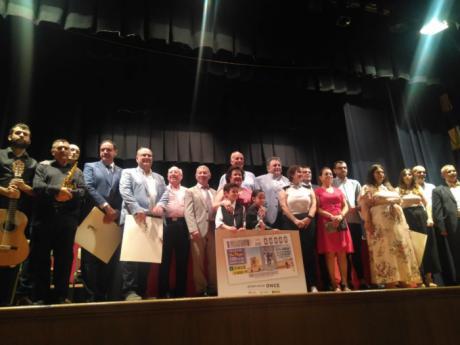 El cupón de la ONCE homenajea los 275 años de tradición guitarrera de Casasimarro