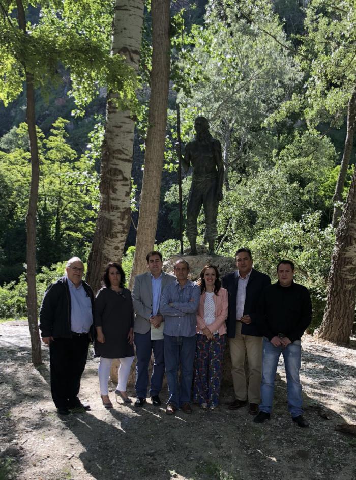 El Gobierno regional y la Asociación Ecodesarrollo Conquense colaboran en la XII Maderada Río Guadiela