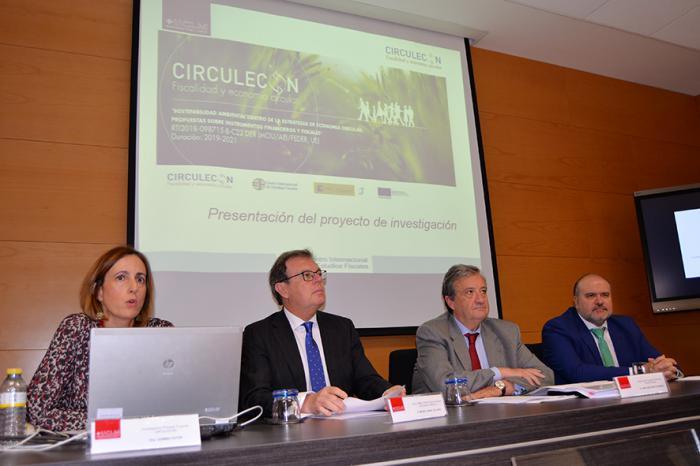 La UCLM presenta a la sociedad un proyecto de investigación para avanzar en el modelo productivo circular