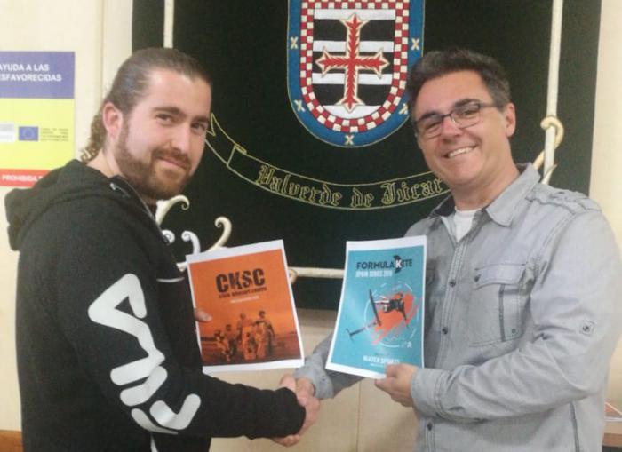 Valverde de Júcar se convertirá en el epicentro nacional del kite foil durante el próximo fin de semana