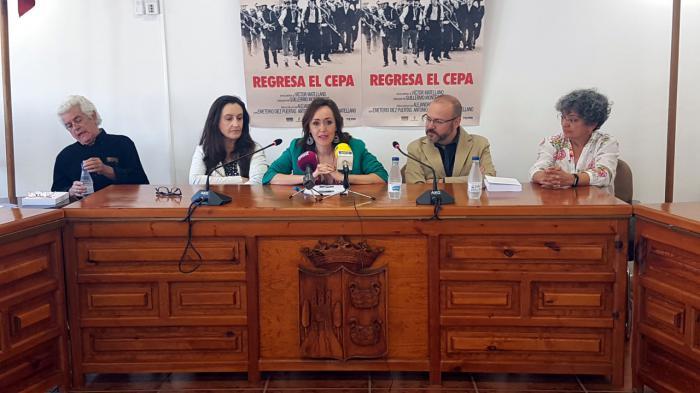 """Comienza el rodaje de """"Regresa El Cepa"""", película documental sobre """"El crimen de Cuenca"""""""