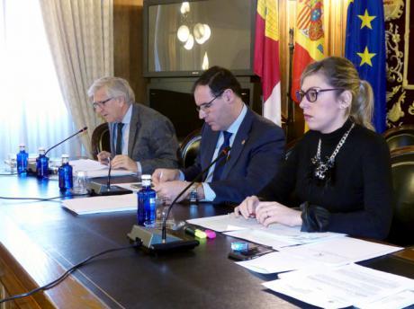 Diputación aprueba de manera provisional el Plan de Obras y Servicios de 2018 con un total de 300 actuaciones