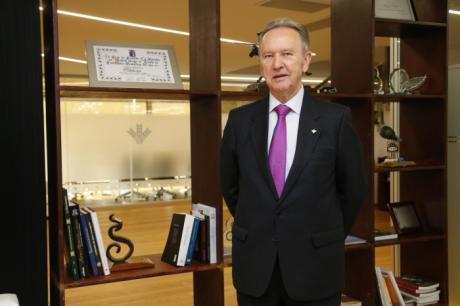 Carlos de la Sierra, reelegido vicepresidente de la Asociación Española de Cajas Rurales