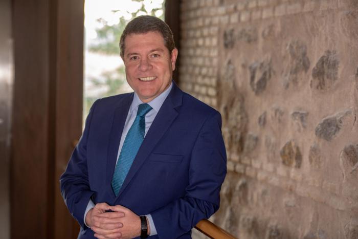 En imagen Emiliano García-Page Sánchez