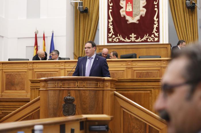 Benjamín Prieto, diputado por el Partido Popular por Cuenca