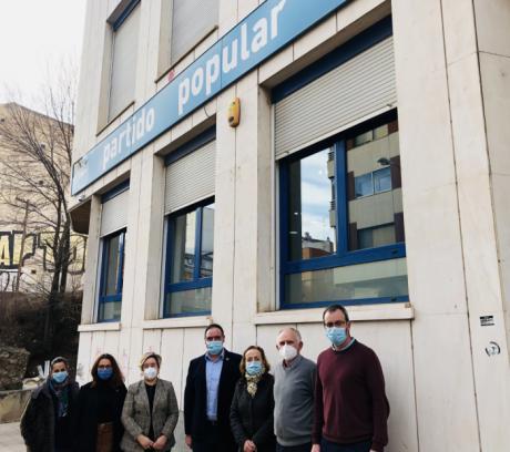 """El PP denuncia el """"sectarismo de la Junta en el reparto de los talleres de empleo y la discriminación de Cuenca en los fondos ITI"""""""
