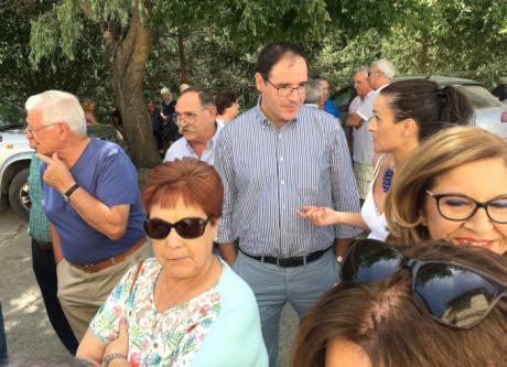 Prieto reafirma el compromiso de Diputación con la UDP y destaca su labor en la provincia
