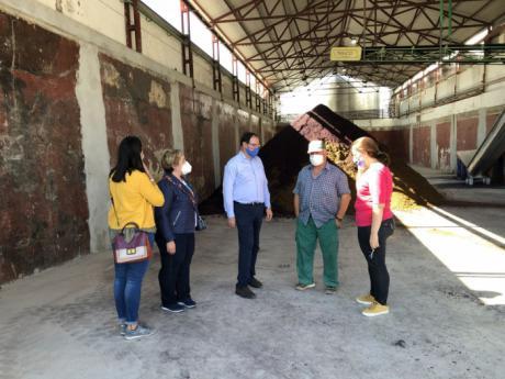 """Prieto defiende la calidad de los vinos de Cuenca y pide unos precios justos """"sin vaivenes"""" para nuestro campo"""