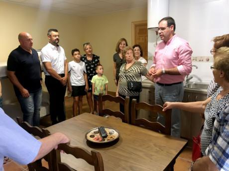 Inaugurado en Víllora un albergue del Camino de Santiago por la Ruta de la Lana