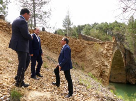 La Diputación se encargará finalmente de la rehabilitación del puente del Chantre