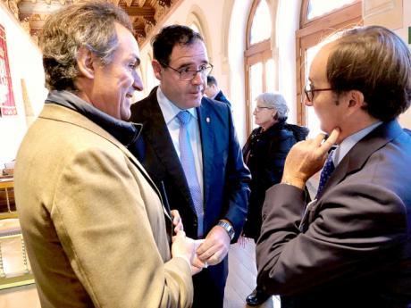 Prieto reivindica el papel vertebrador de castillos y palacios para promocionar Cuenca como destino de turismo cultural