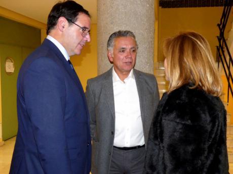 Prieto subraya el importante esfuerzo de la UNED por seguir acortando distancias con la sociedad conquense
