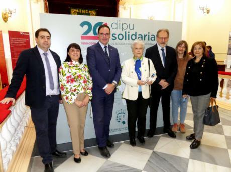 Diputación muestra veinte años de trabajo conjunto con ONGs en cooperación internacional al desarrollo