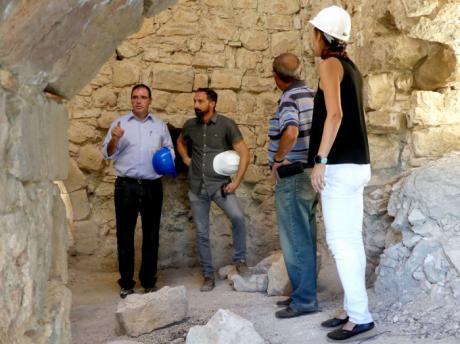 La Asociación Amigos de los Castillos concede la Medalla de Plata a la Diputación por su apuesta por el patrimonio