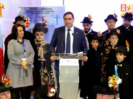 """FITUR 2018   Prieto: """"Un buen patrimonio es un destino turístico seguro"""""""