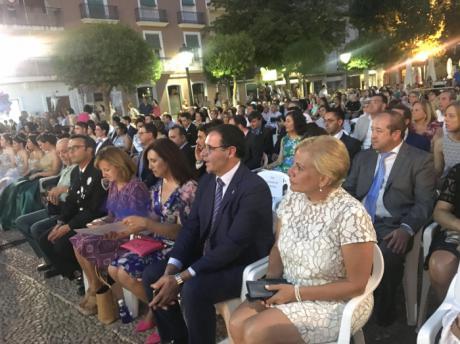 Prieto ensalza en su pregón el pasado glorioso de San Clemente y su prometedor futuro