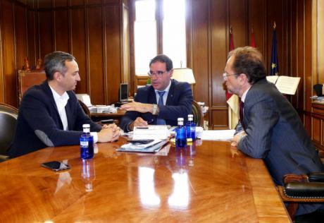Las Diputaciones de Cuenca y Alicante estudian fórmulas de colaboración para luchar contra la despoblación