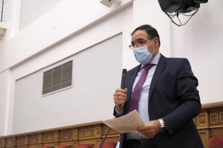 Prieto acusa a la Junta de incumplir sus promesas con el teatro aficionado y de no destinarle ni un solo euro en este 2021