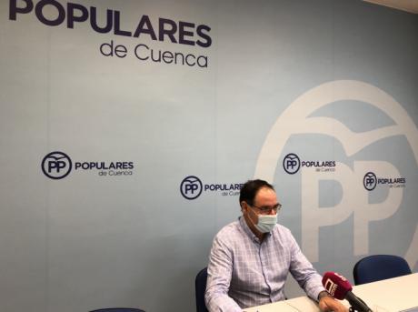 """Prieto: """"Alguien tiene que gobernar Castilla-La Macha y no sólo ser noticia nacional por las barbaridades que dice"""""""