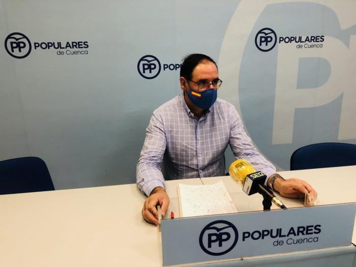 """Prieto: """"Las medidas de la Junta no están siendo eficaces y, desgraciadamente, nos enfrentamos a una situación similar a marzo"""""""